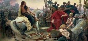 Caesar – London to Rome