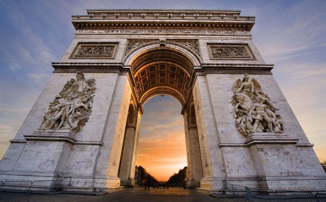 Napoleon Cycling Tour from Paris to Saint Petersburg