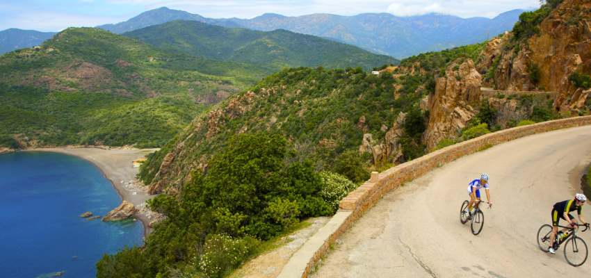 3 Islands European Bike Tour – Corsica, Sardinia and Sicily