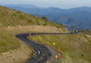 Cycling Mt Hotham