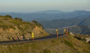 Cycling Vic Alps