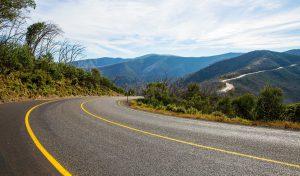 Road cycling Vic Alps