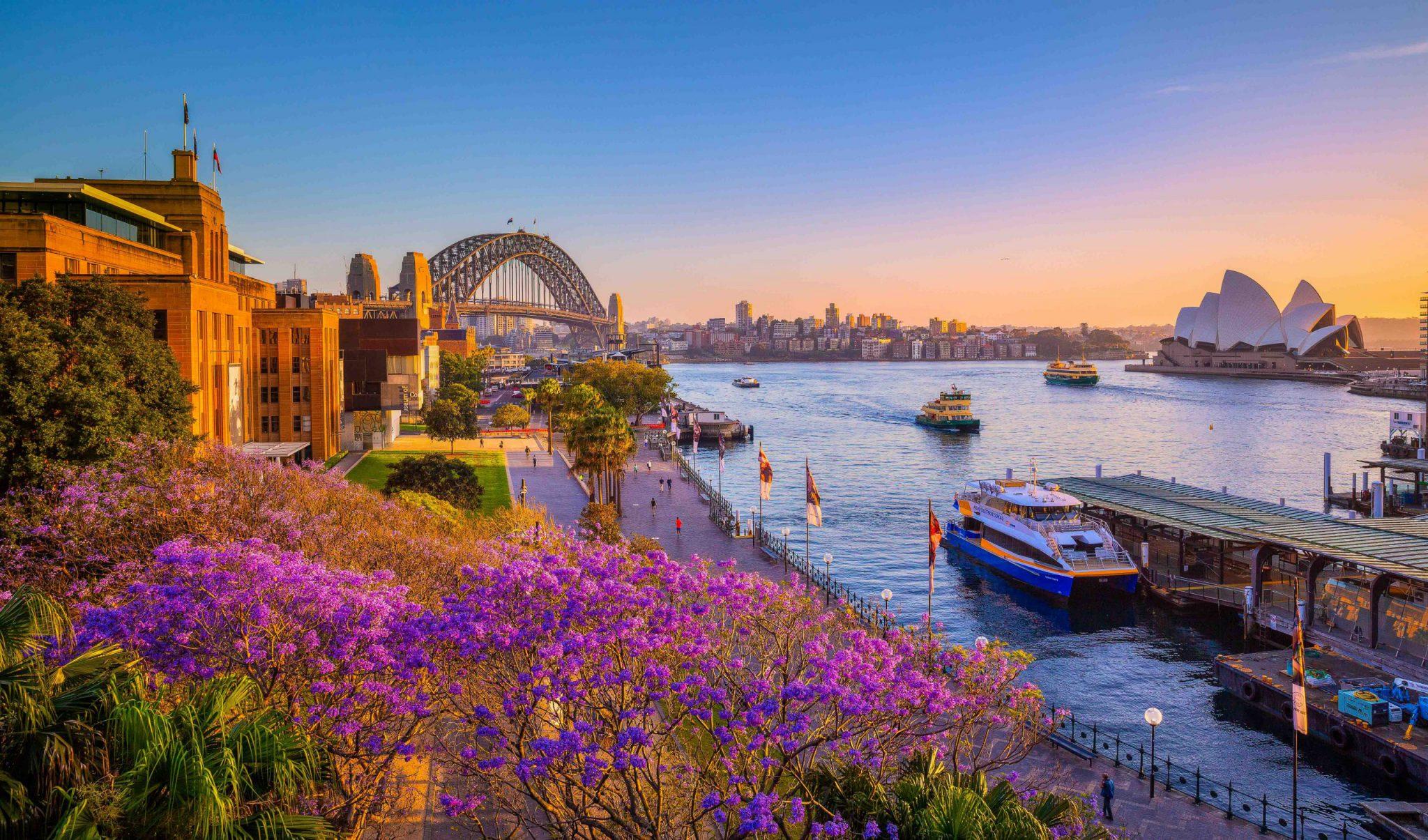 Strzelecki Australian Cycling Tour from Sydney to Hobart
