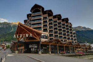 Hotel Alpina, Chamonix Mont Blanc