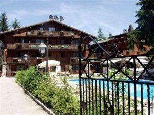 Hotel au Vieux Moulin, Megeve