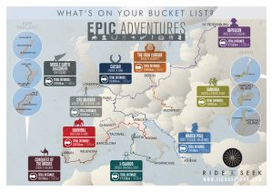 Our 10 Epic Adventures