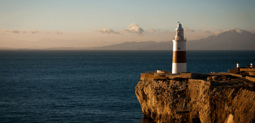Tangiers lighthouse