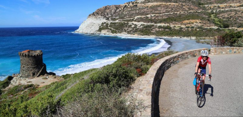 Cycling Cap Corse